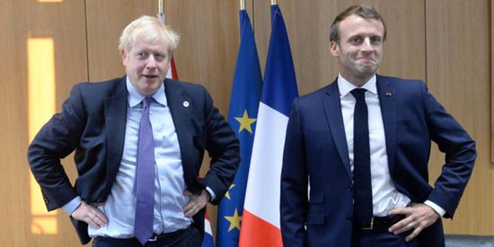 """法外长:贸易谈判是场恶战 英国欧盟将会""""开撕"""""""