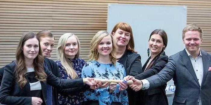全球最年輕總理組閣:19名部長12位女性 4人85后