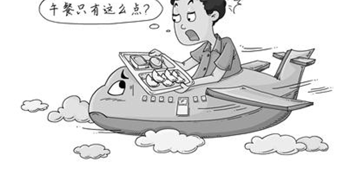 北青报:如何提供飞机餐应按市场规律办事