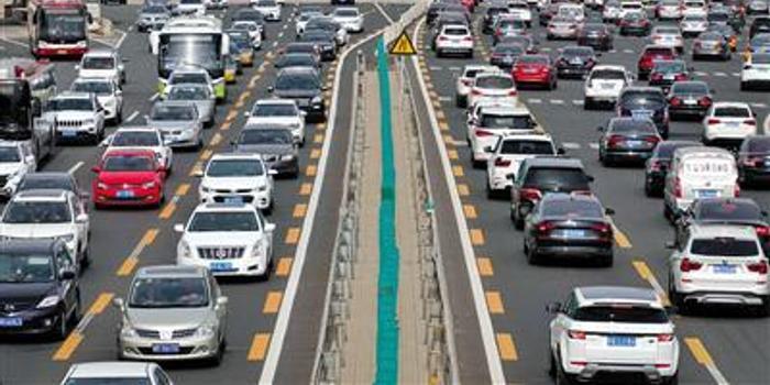 7日16时至19时 北京各主要高速进京方向或将拥堵