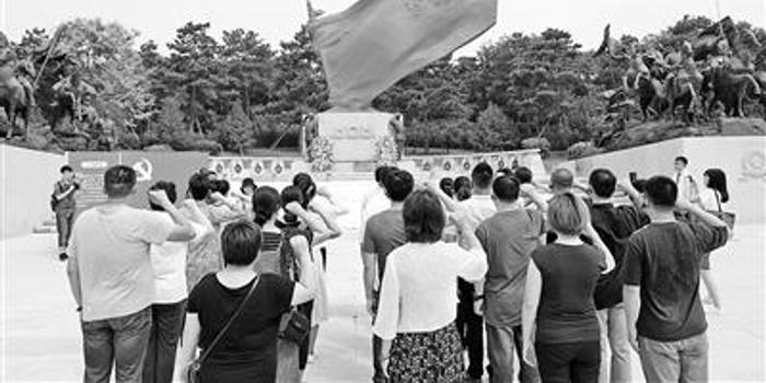 八宝山革命公墓烈士纪念园落成 集中安放革命烈士