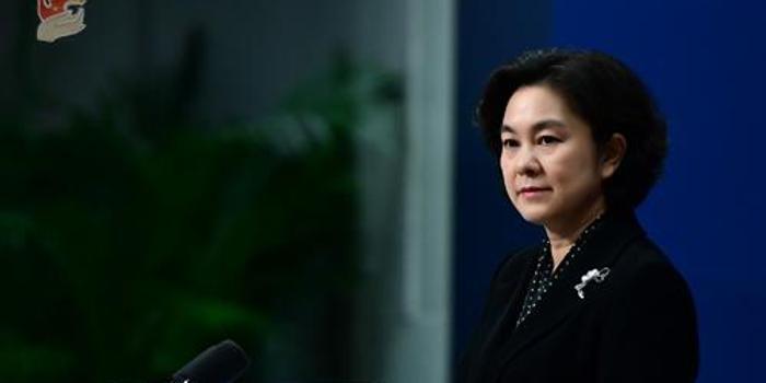 12月2日外交部例行记者会(全文)