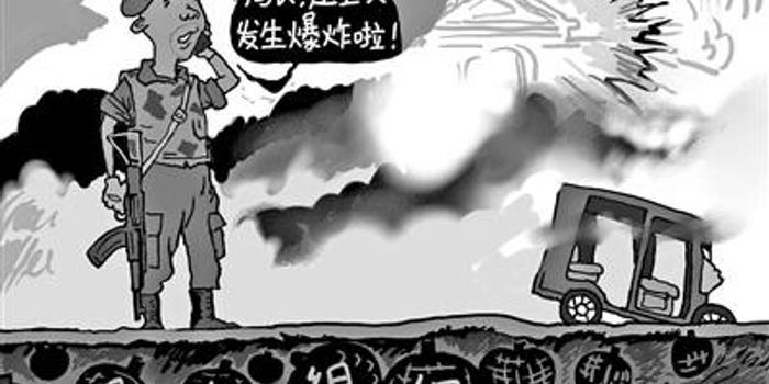 """北京青年報:""""印度洋明珠""""在哭泣 警鐘為誰而鳴"""