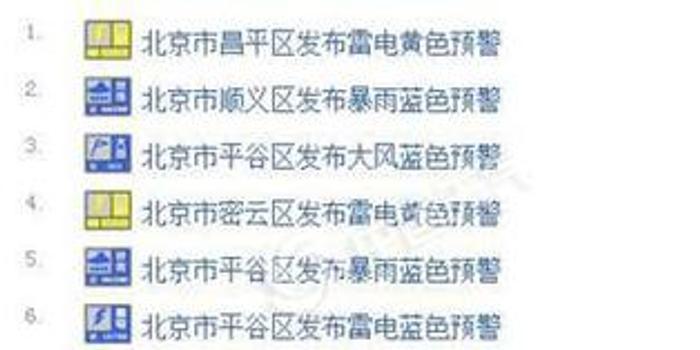 北京今夜有明显降雨明日最高气温将降至25℃左右