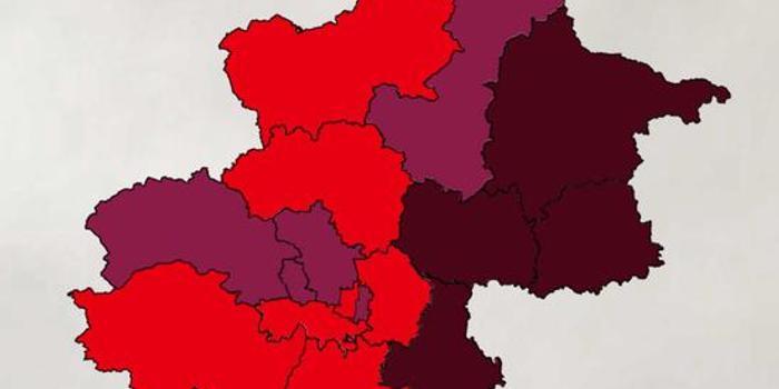 受沙尘影响 北京空气质量已达五级重度污染