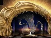 川普出席奥斯卡颁奖礼?网友:发型登上舞台(图)