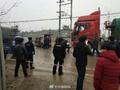 江西一辆面包车与大挂车迎面相撞 造成10死1伤