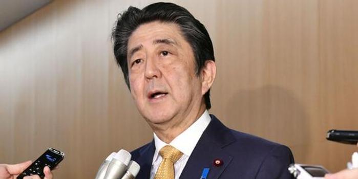 安倍评韩国推迟终止韩日军情协定:是战略性判断