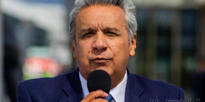 日媒:厄瓜多尔总统称早晚会让阿桑奇离开驻英使馆