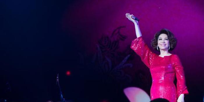 著名歌手蔡琴被传去世 经纪人辟谣:她挺好