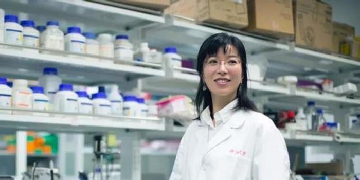 亚洲首位 浙大女教授获国际脑研究大奖(图)