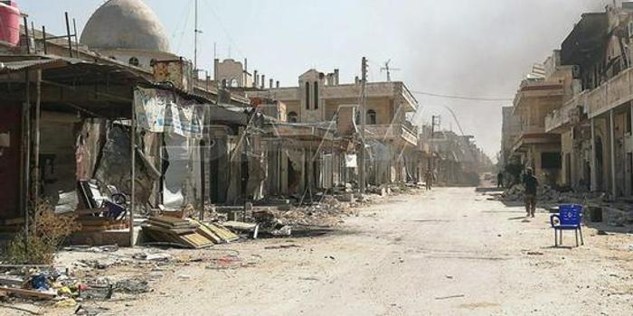 敘利亞政府軍宣布收復伊德利卜省重要城市漢謝洪