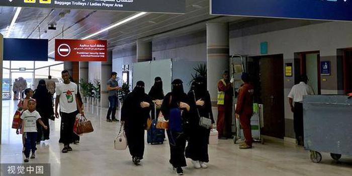 沙特首次开放旅游签证 放松对女性游客的穿着限制