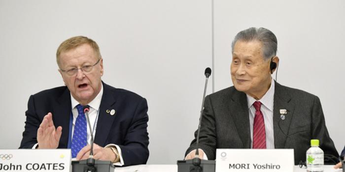"""东京奥组委:奥运会将如期举行 未准备""""B计划"""""""
