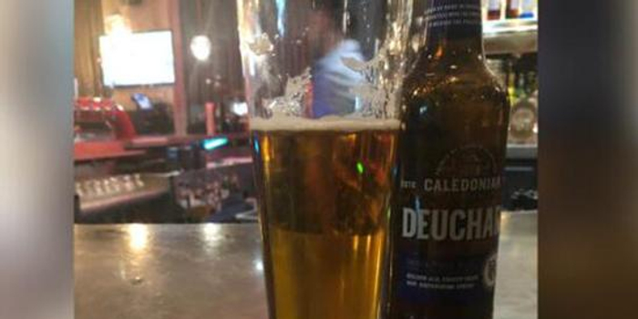 澳洲男子在英国点了杯啤酒 付款时被刷近50万元