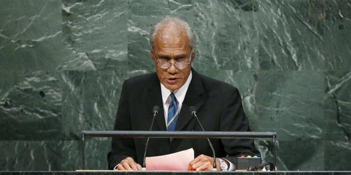 湯加首相波希瓦去世 曾是湯加民主改革推動人