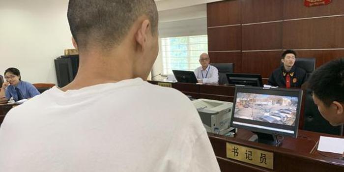 北京三里屯男子捡剩酒瓶喝醉后纵火一审获刑3年半