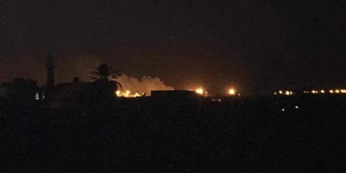 利比亚首都唯一可使用机场再次遭袭 伤亡尚不明确