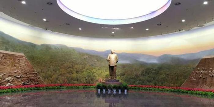 香山革命纪念地今开放 开国大典原始影片将首亮相