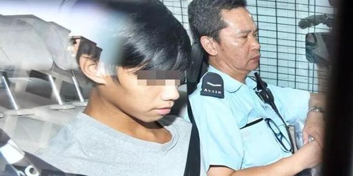 港警拘捕一涉嫌侮辱国旗男子 法院拒绝其保释请求