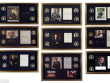 九位美国前总统眼镜将被拍卖