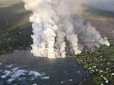 基拉韦亚火山喷发 夏威夷最大