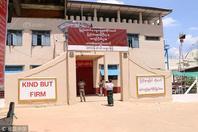 缅甸一监狱数十名囚犯越狱 劫持货车撞毁监狱大门逃逸