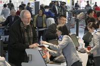 日本征收离境税 不限国籍每人64元