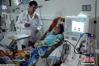 委内瑞拉大规模停电 医院靠发电机供电