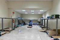 意大利确诊215例:11座城镇封城超市被扫购