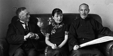 一个西方摄影师拍的中国