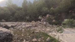 九寨沟地震记录余震1011次 目前最大余震4.8级