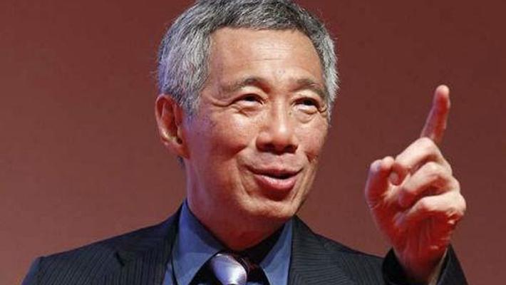 李显龙接受专访谈中国生活感受