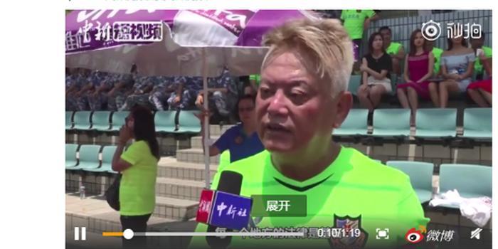 陳百祥:最自由最好已是香港了 還要爭取什么