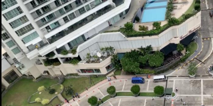 斯里兰卡爆炸亲历者:事发时在酒店睡觉被震醒