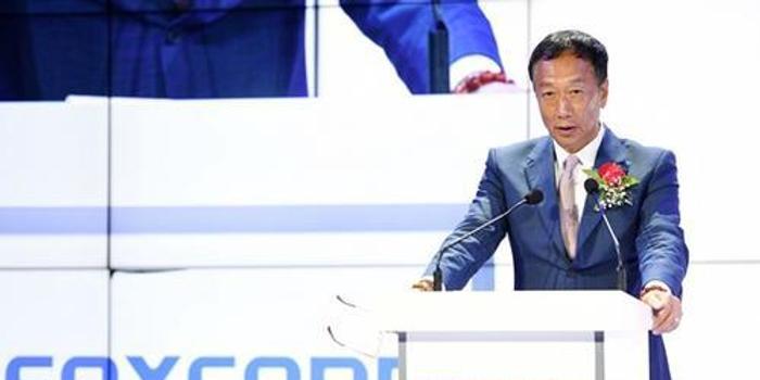 郭台铭:若当选台湾地区领导人 将只领1台币薪水