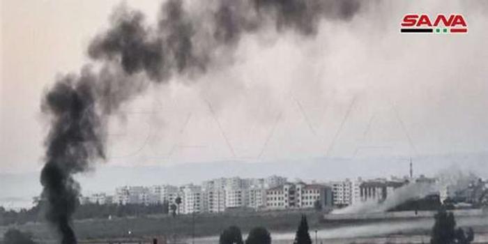 敘政府軍與土耳其軍方在拉斯艾因地區激戰