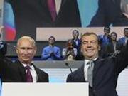 揭普京治俄六年胜利与危机:形象是媒体塑造产物
