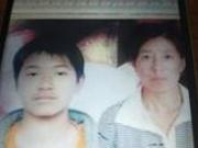 """北川""""横幅妈妈""""悼念遇难儿子:每年挂3次横幅直到死"""