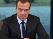 普京提名梅德韦杰夫为俄政府新任总理