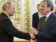 普京就职与3人握手 选这位唯一外国人有深意(图)