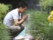 日本男子为汶川地震中逝去恋人移居中国