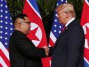 美国决定暂停美韩联合军演 中方回应