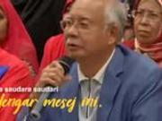 马来西亚前总理纳吉布发视频喊冤:我并非完人