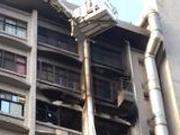 新北市副市长李四川:台北医院大火起火点在病床上
