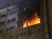 台北医院火灾致9人死亡16人受伤 或因电动床起火