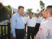 习近平:看到汶川十年变化很欣慰