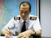 川航机长刘传健:我高教机单飞那天就遭遇过特情
