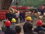 辽宁思山岭铁矿第四批5名被困工人升井 已救23名