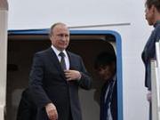 普京将出席上合组织峰会并访华 中方透露其行程
